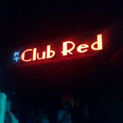 Photo taken at Club Red by Kimberly D. on 5/26/2012