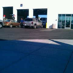 Photo taken at Fairway Chevrolet by Marie Y. on 10/31/2011
