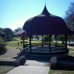 Photo taken at San Pedro Park by Roland C. on 1/2/2012