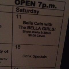 """Photo taken at Mavericks Nightclub by Alan """"WALLY"""" B. on 2/12/2012"""
