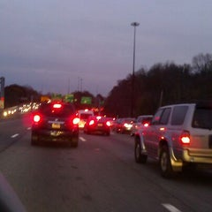 Photo taken at I-76 Schuylkill Expressway by Sonia R. on 11/17/2011