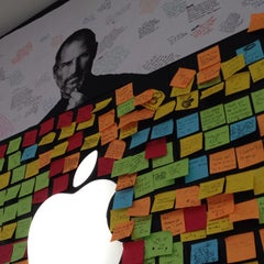 Photo taken at Apple Store, Cherry Creek by Michael S. on 10/18/2011