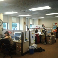Photo taken at JESS3 - creative interactive agency by Eric L. on 11/2/2011