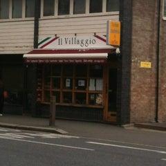 Photo taken at Il Villaggio by Warren D. on 6/28/2012