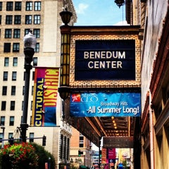 Photo taken at Benedum Center for the Performing Arts by Trey G. on 7/22/2012