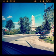 Photo taken at Buss 3 by Fredrik F. on 9/13/2012