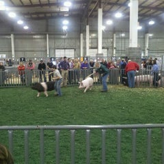 Photo taken at American Royal Complex by Beth R. on 10/23/2011
