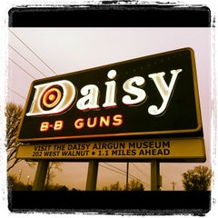 Photo taken at Daisy Outdoor Products by Tony S. on 11/23/2011