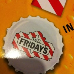 Photo taken at TGI Fridays by Ben T. on 9/9/2011