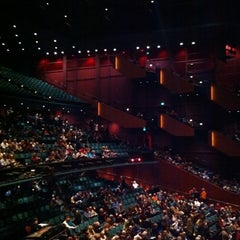 Photo taken at Marion Oliver McCaw Hall by Ed H. on 4/3/2011
