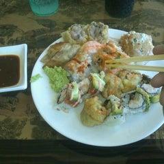 Photo taken at Kokyo Sushi Buffet by yoohoothief on 9/3/2011