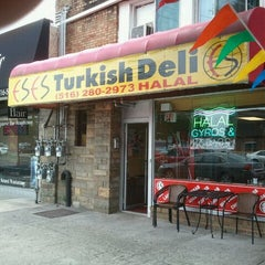 Photo taken at ESES Turkish Deli by Alex L. on 7/6/2011