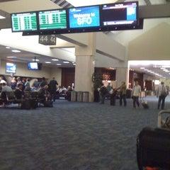 Photo taken at Terminal 1 by Tri B. on 10/12/2011