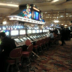 Photo taken at Monticello Grand Casino by Cristian S. on 4/30/2012