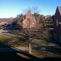 Photo taken at University of Rhode Island by Casey M. on 12/29/2011