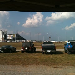 Photo taken at Nashville Superspeedway by Jessica M. on 7/22/2011