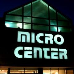 Photo taken at Micro Center by Benton on 1/16/2012