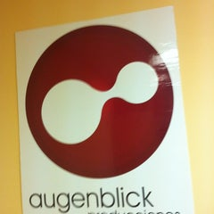 Photo taken at augenblick producciones by Diego B. on 10/17/2011