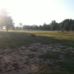 Photo taken at Bill Archer Dog Park by Greg M. on 5/27/2012