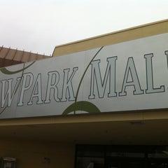 Photo taken at NewPark Mall by Matthew M. on 12/28/2010