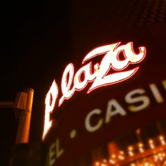 Photo taken at The Plaza Hotel & Casino by Pu'unui W. on 11/3/2011