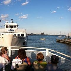 Photo taken at Boston Harbor Cruises by Dan S. on 7/10/2011