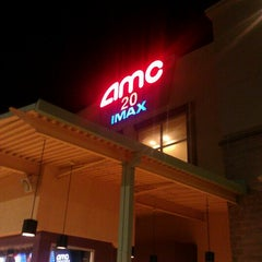 Photo taken at AMC Woodlands Square 20 by Pico on 11/27/2011