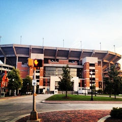 Photo taken at Bryant-Denny Stadium by Hobie H. on 8/18/2012