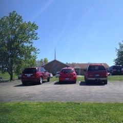 Photo taken at Christian Assembly Of God by Bradley H. on 4/6/2012