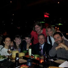 Photo taken at Spice Route Asian Bistro + Bar by Scott M. on 12/8/2011