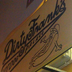 Photo taken at Dirty Frank's Hot Dog Palace by Cassadi T. on 9/25/2011