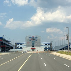 Photo taken at zMax Dragway by Rob W. on 8/2/2012