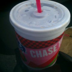 Photo taken at Checkers by Peter B. on 1/31/2012