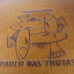 Photo taken at Paulo Das Trutas by Vinii R. on 1/9/2012