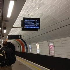 Photo taken at Haymarket Metro Station by Ahmad N. on 7/12/2012