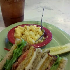 Photo taken at McAlister's Deli by Jazmyne D. on 8/3/2012