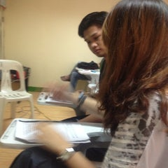 Photo taken at Niner 9.0 IELTS Review Center by Weby L. on 3/27/2012