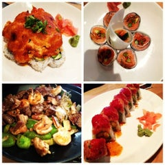 Photo taken at Sushi Zushi by Evelia C. on 6/9/2012
