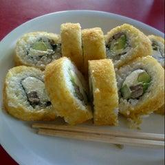 Photo taken at Obento Sushi by charlee o. on 9/4/2012