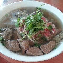 Photo taken at Ha Long Bay Restaurant by Dennis P. on 7/17/2012