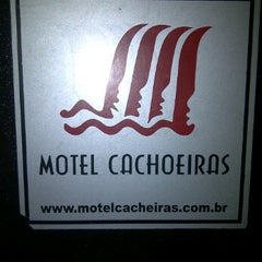 Photo taken at Motel Cachoeiras by Valter F. on 4/26/2012