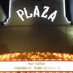 Photo taken at Plaza Theatre by denisse v. on 8/11/2012