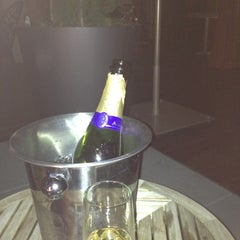 Photo taken at Avia Terrace and Fire Pit by Napa Valley Bitters C. on 3/9/2012