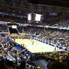 Photo taken at Richmond Coliseum by Debra C. on 3/6/2012