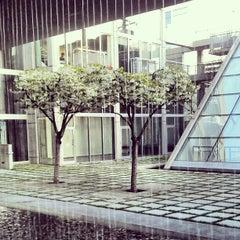 Photo taken at Waterfall Building by Vladimir on 4/15/2012