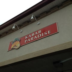 Photo taken at Kabab Paradise by shift on 5/9/2012