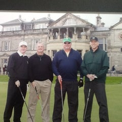Photo taken at The Old Course St Andrews by Swans on 7/23/2012
