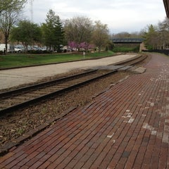 Photo taken at Amtrak Station (KWD) by Brad L. on 3/21/2012