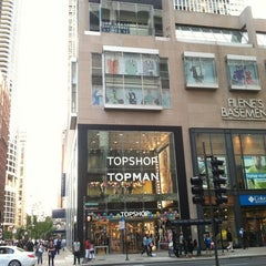 Photo taken at Topshop by Lindsey B. on 6/3/2012