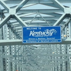 Photo taken at Ohio/Kentucky State Line I-275 by Daniel T. on 6/16/2012